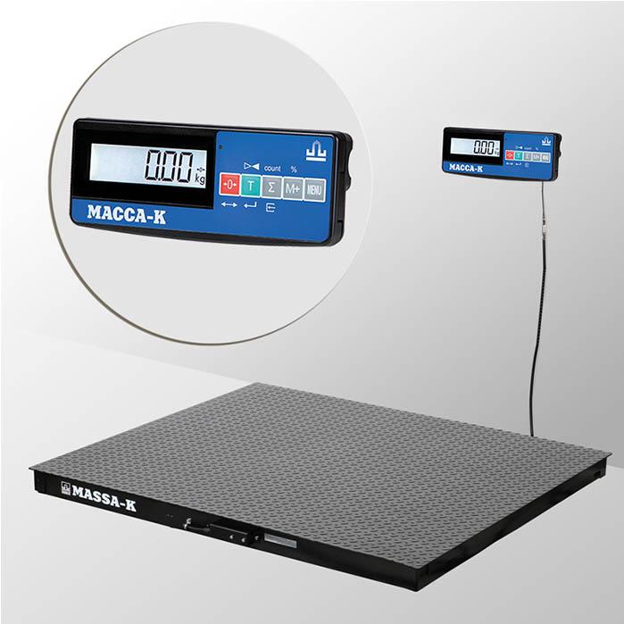 Весы платформенные 4D-PM-20/15_A(RUEW) | Электронные весы | Купить весы МАССА-К